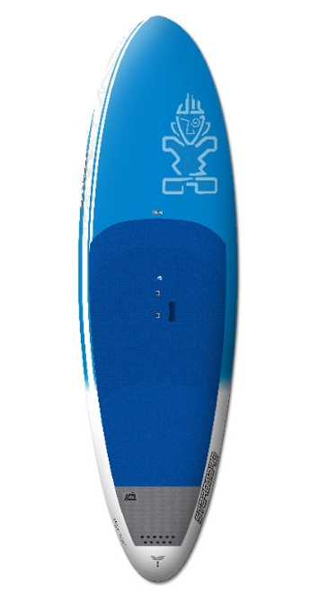 2016 Starboard Wide Point AST Electric Blue