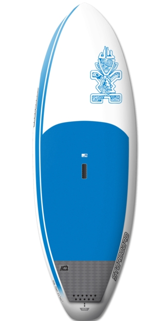 2016 Starboard Wide Point Starshot Blue