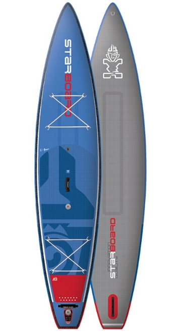 2018 INFLATABLE TOURING DELUXE DC SUP