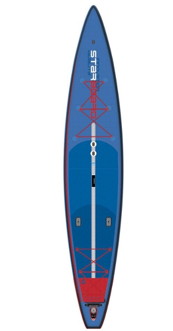 2017 Starboard Inflatable Touring 14' Deluxe