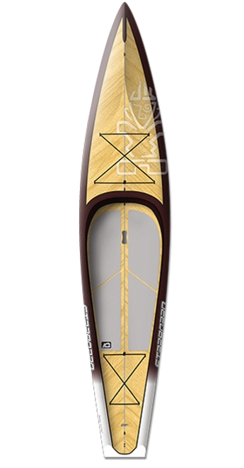 2016 Starboard Elite Touring Wood 14'