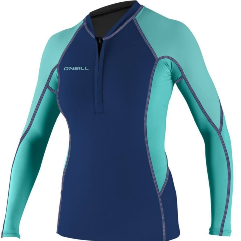 Womens Supertech LS Crew