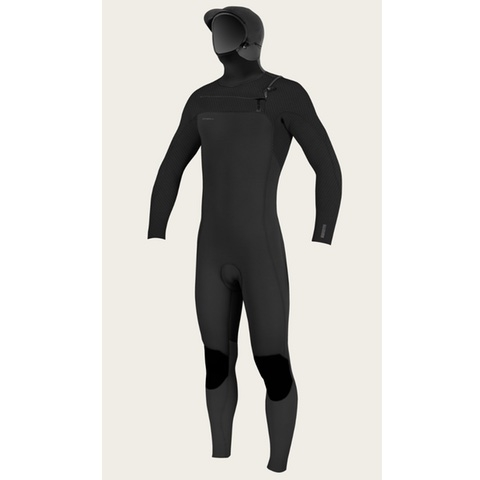 Hyperfreak 4/3mm Hooded Chest Zip Wetsuit