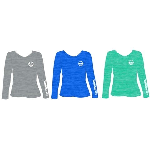 Ladies Loose Fit Surf Shirt