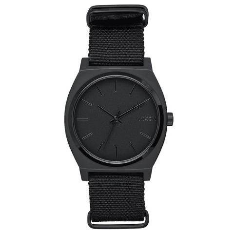 Time Teller Canvas Watch