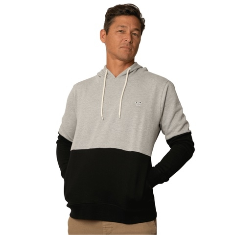 Desmond Hooded Fleece