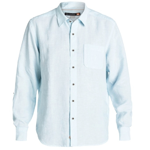 Mens Burgess Isle Long Sleeve Shirt