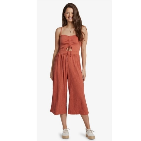 Where You Move Strappy Jumpsuit
