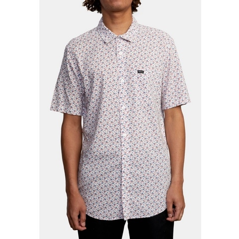 Solomon Floral Short Sleeve Shirt