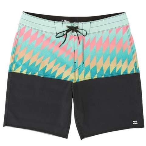 Boys Fifty50 Fade Pro Boardshorts