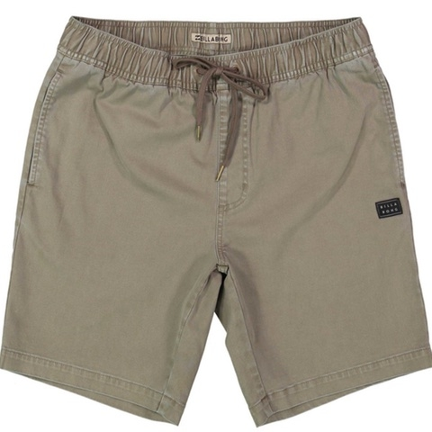 Boys Larry Stretch Elastic Short