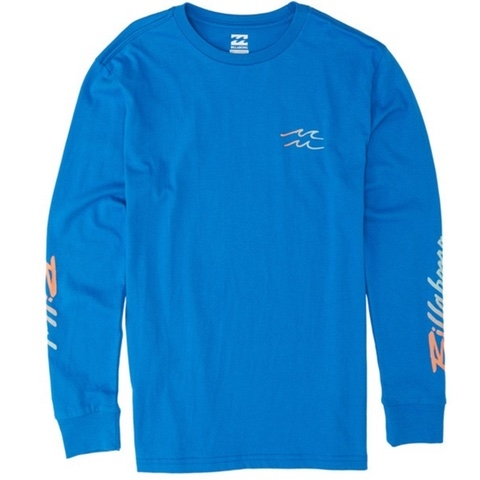 Boys Riptide Long Sleeve T-Shirt