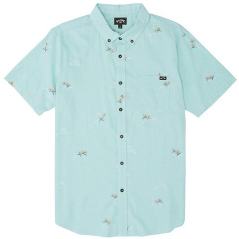 Boys Sundays Mini Short Sleeve Shirt