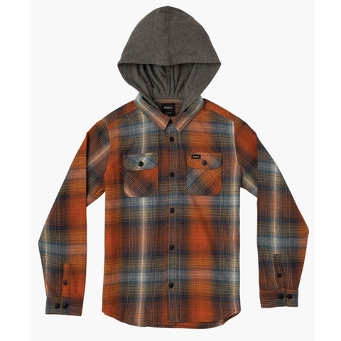Boys Muir Flannel