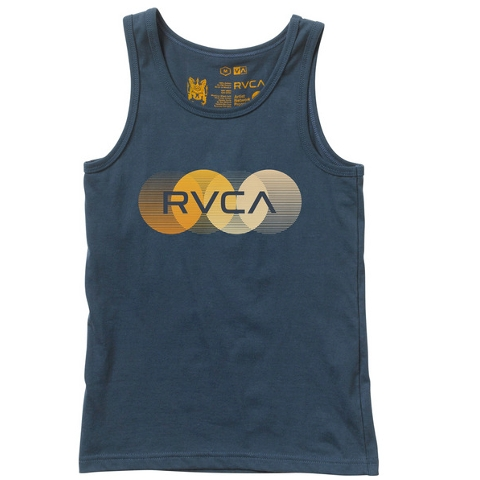 RVCA Boys Horizon Tank