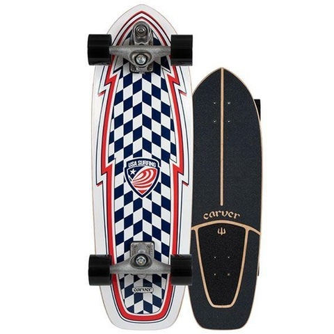 USA Booster Surfskate Complete