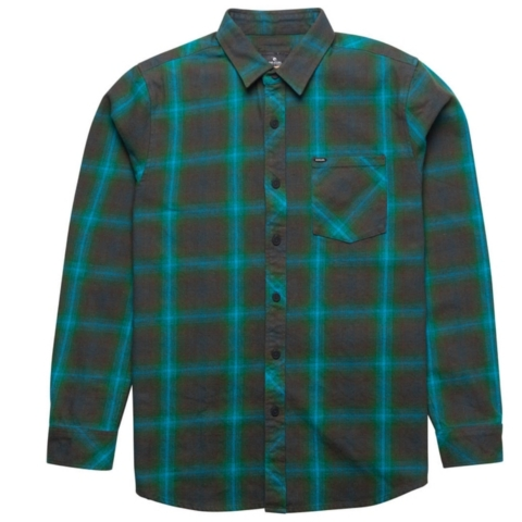 Blackbird Long Sleeve Flannel