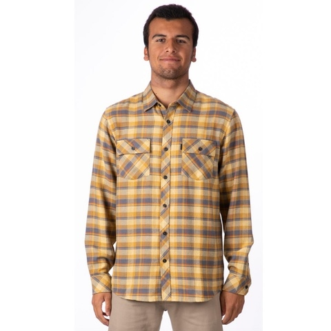 Decan Long Sleeve Flannel