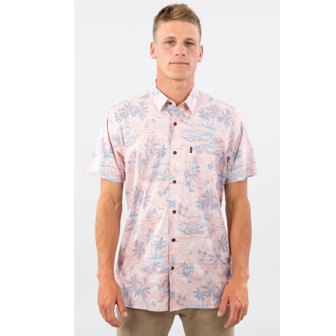Island Fever Short Sleeve Shirt