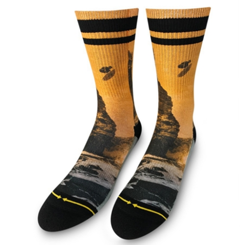 Nathan Fletcher Bomb Drop Socks