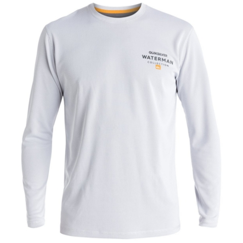 Water Marked Long Sleeve Rashguard