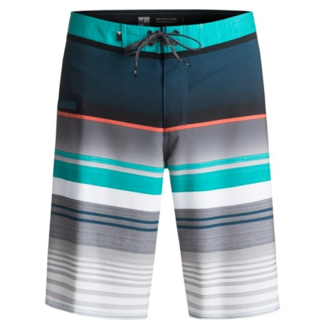 Everyday Stripe Vee 21 Board Shorts