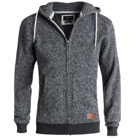 Keller Zip-Up Polar Fleece Hoodie