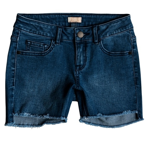 Light Hearted Denim Shorts