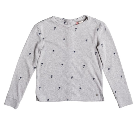 Sky Survey Palmito Button Back Sweatshirt