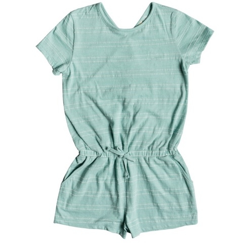 Nice Evening Short Sleeve Romper