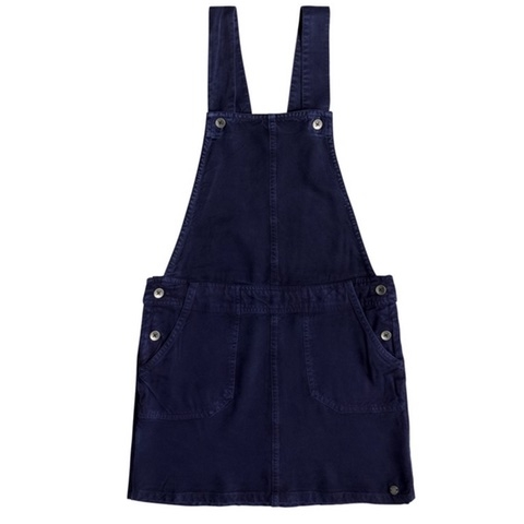 Summers End Dungaree Dress