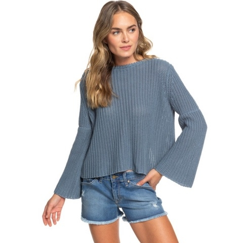 Boardwalk Show Wrap Back Sweater
