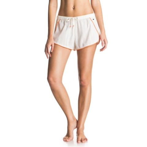 Cute Pompom Beach Shorts