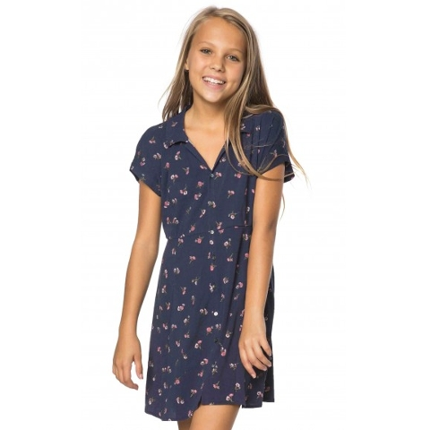 GIRLS KITTY DRESS