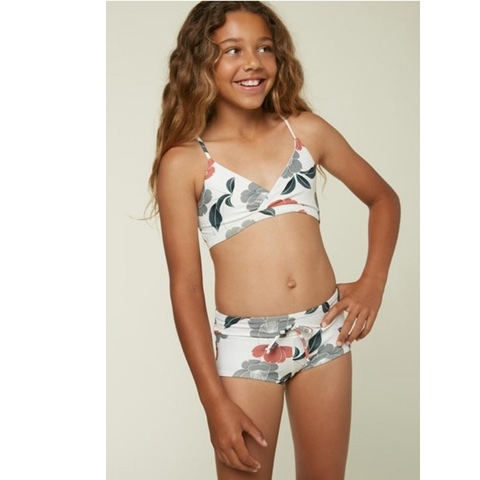 Girls Trinity Tri Top Set