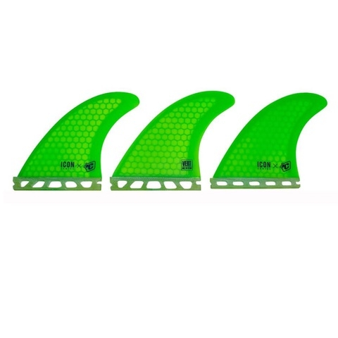 Icon Vert Single Tab Surf Fins