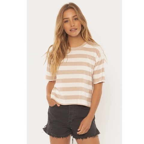 Nautical Times Knit Tee