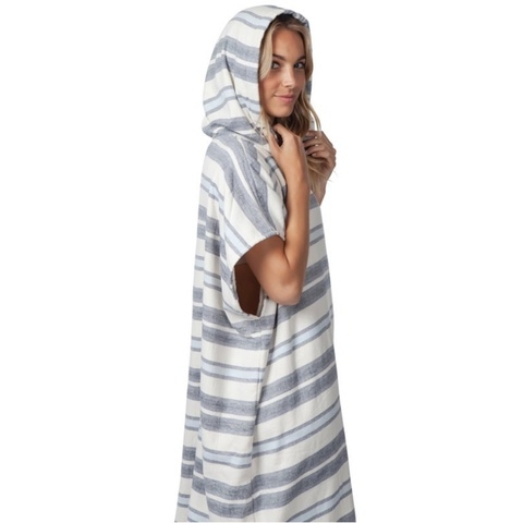 Marley Stripe Hooded Towel