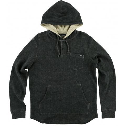 Mission Hooded Pullover