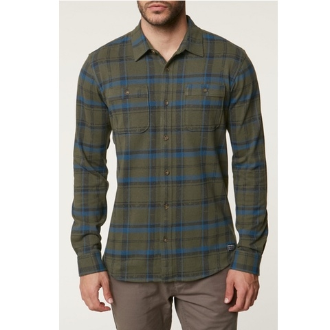 Fisher Long Sleeve Knoven