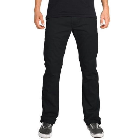 Mercer Slim Straight Twill Pant