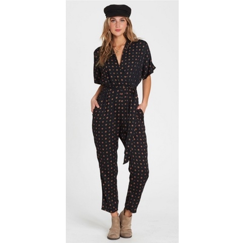 Bed Story Printed Jumpsuit