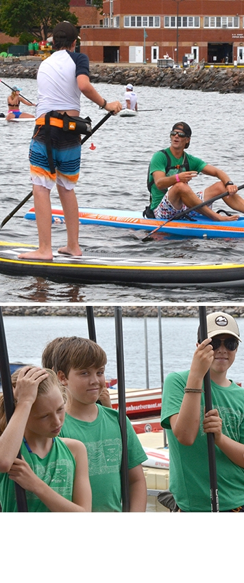 Junior Paddle League