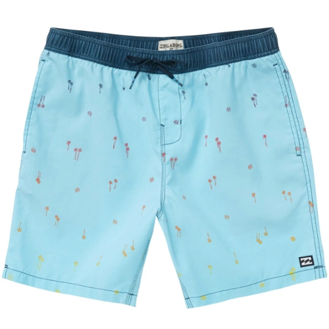 Boys Sundays Layback Boardshorts