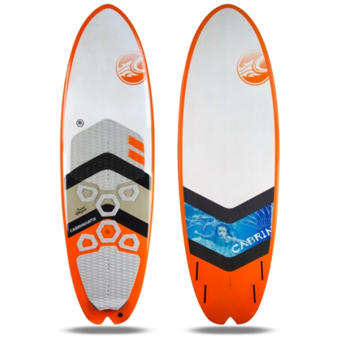 2016 Cabrinha Secret Weapon Surfboard