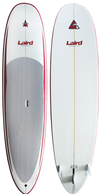 2013 Laird 10'6 Surfer EPS-HP Red