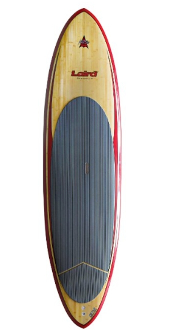 2014 Laird Surfer Hybrid 9'0 Bamboo Red