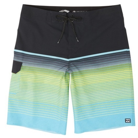 All Day Stripe Pro Boardshorts