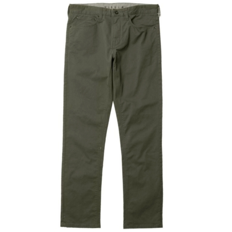 Profile Stretch Twill 5 Pocket Pant