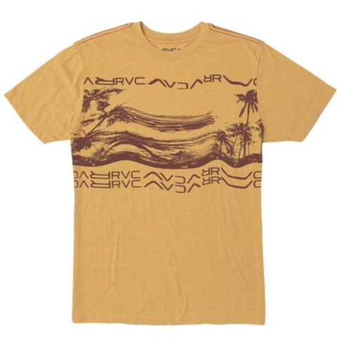 Warped Palm T-Shirt